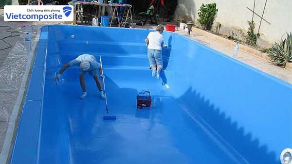 Vietcomposite là đơn vị thi công hồ, bể bơi composite chuyên nghiệp