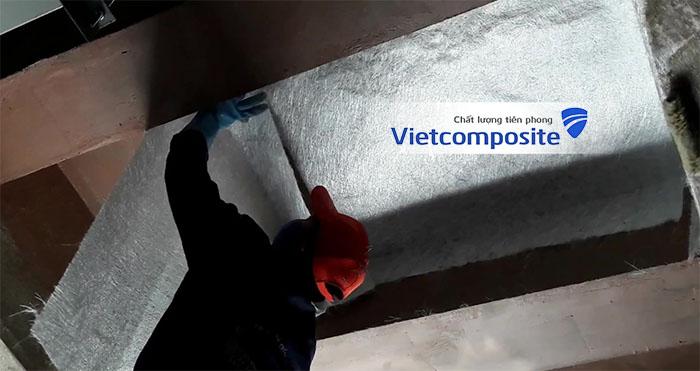 Bọc phủ composite frp chống thấm trên toàn quốc