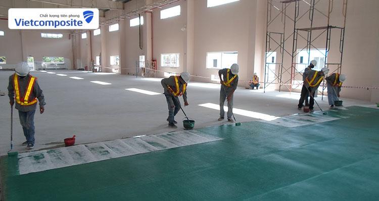 Vietcomposite là công ty bọc phủ Composite FRP hàng đầu Việt Nam