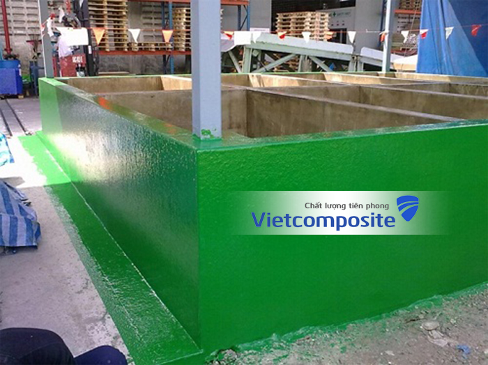 Bọc phủ composite frp lining cho chất lượng siêu bền