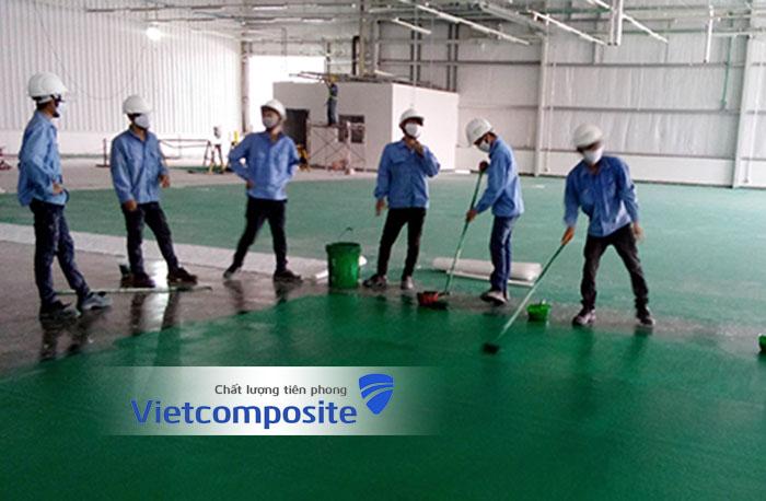 bọc phủ composite nhà xưởng frp